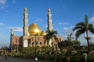 Masjid Megah di Dunia