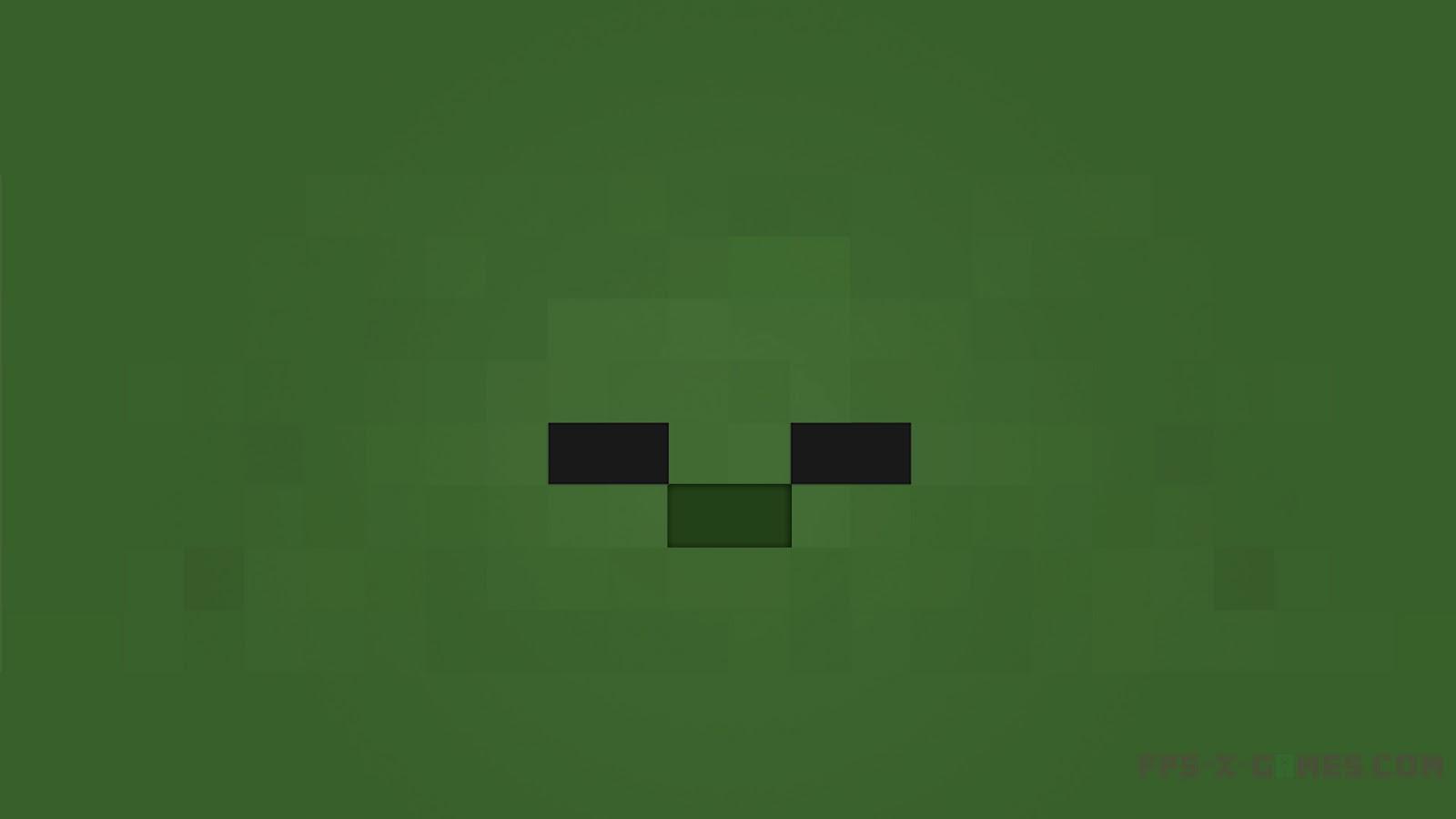 Minecraft mob desktop wallpapers ~ FPSXGames