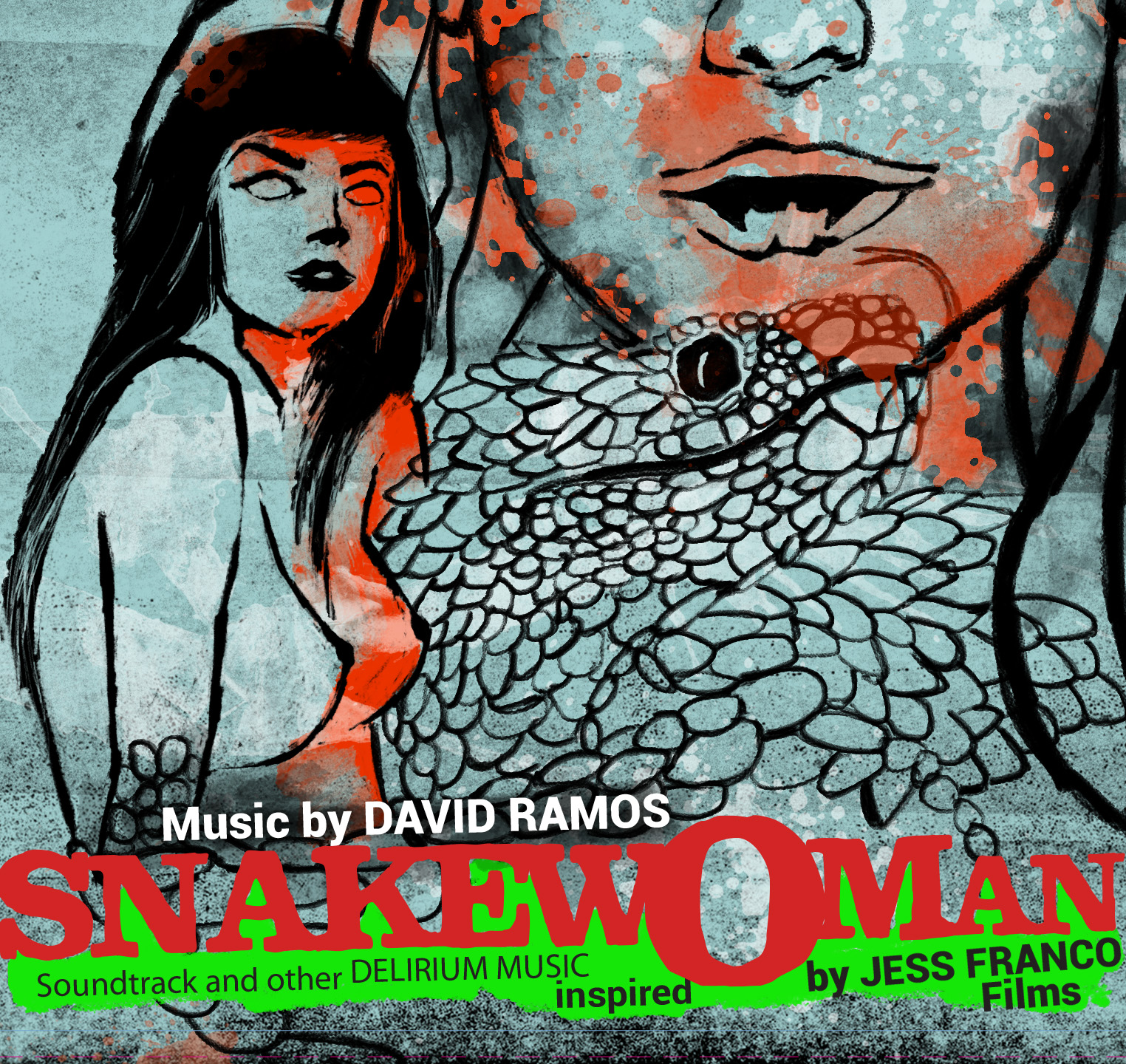 """Snakewoman Soundtrack"""