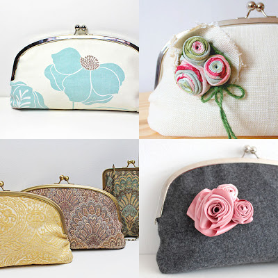 clutch bags and purses UK