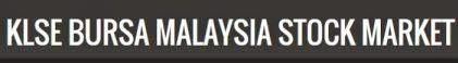 Bursa Malaysia Stock Market : My blog