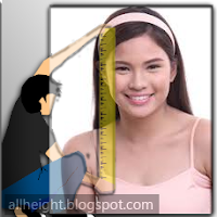 What is Louise de los Reyes' height?