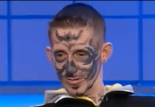 tatuagem tatuagens caveira rosto