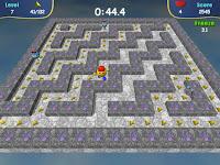 لعبة باكمان PacMan 2008
