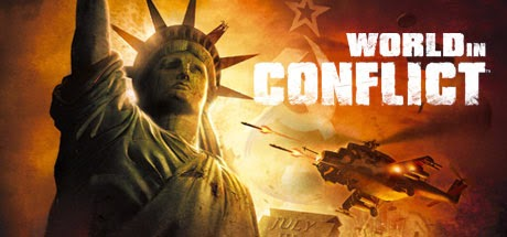 World in Conflict full pc español