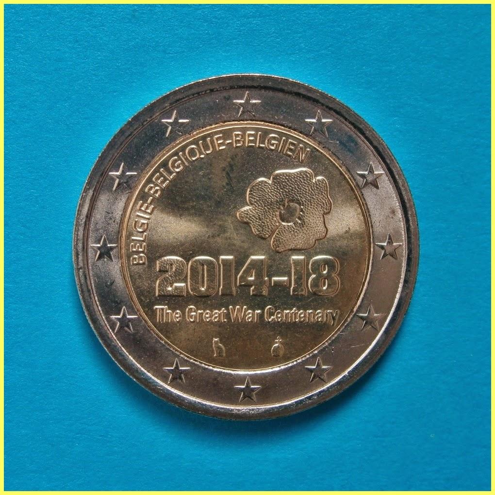 2014 Belgica Primera Guerra Mundial
