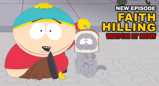 zone entertainment south park recap faith hilling