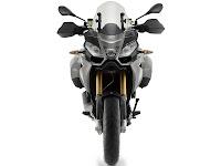 2013 Aprilia Caponord 1200. Gambar Motor 7