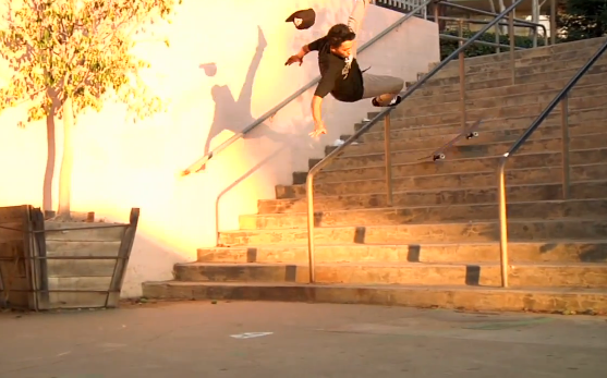 Nyjah Huston Rise And Shine