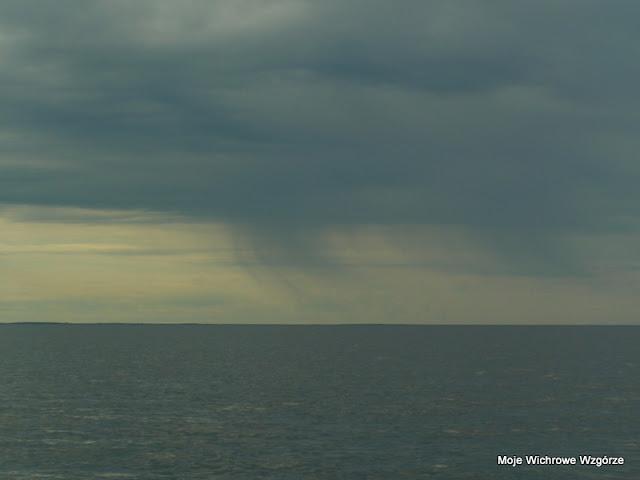sztorm, sztorm na morzu, bałtyk, kolor morza, morze, fale, niebieski, woda, głębia,