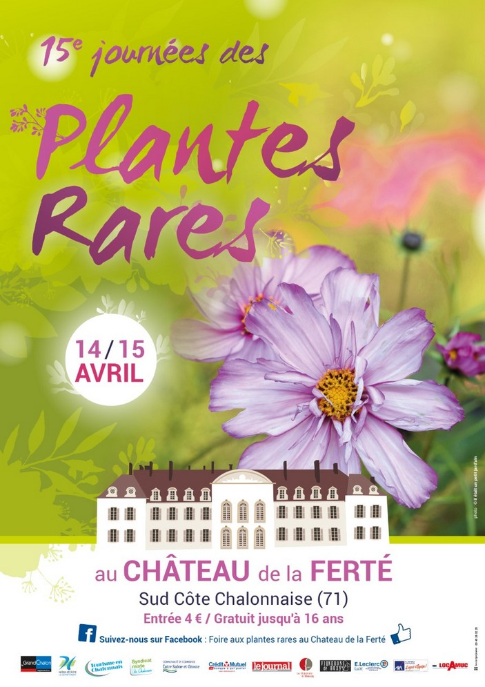 Foire aux plantes de la Ferté 2018