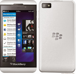 Blackberry Z10 N36,000