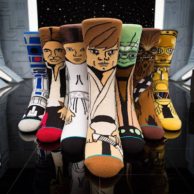 Star Wars x Stance Designer Sock Collection