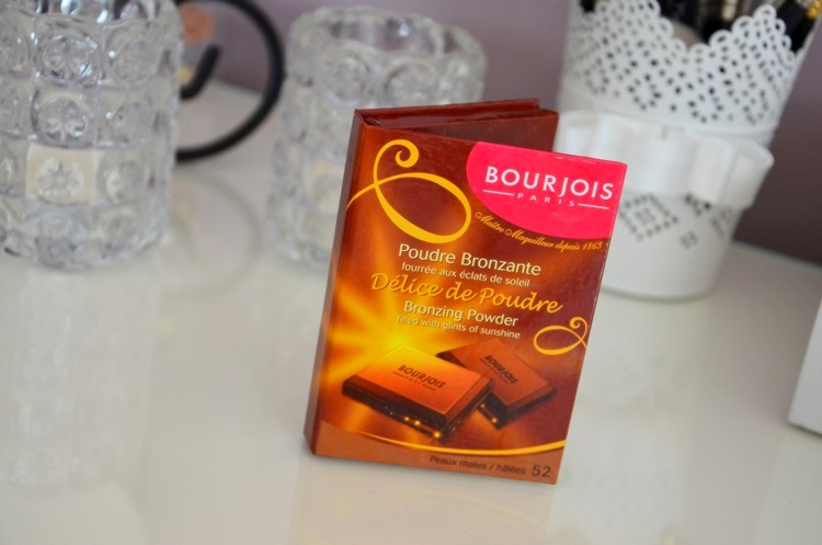 Bourjois, Delice de poudre Bronzante