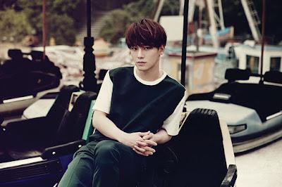 Chen Love Me Right Concept