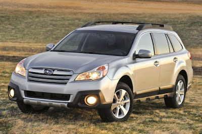 2014 Subaru Outback Wagon Review & Release Date