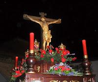 Cofradía del Santísimo Cristo del Humilladero.