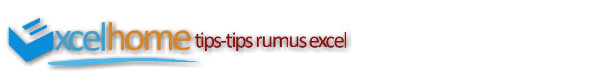 Tips Rumus Excel