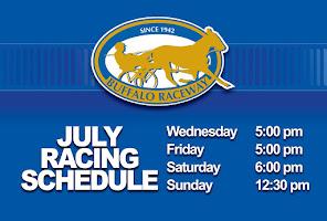 Buffalo Raceway July Schedule