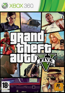Grand Theft Auto V (GTA 5) (X-BOX360) 2013