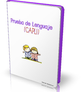 psicologia-CAPLI-prueba de lenguaje-test-protocolo-niño-evaluacion