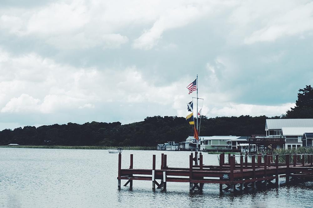 lake in mt. dora florida