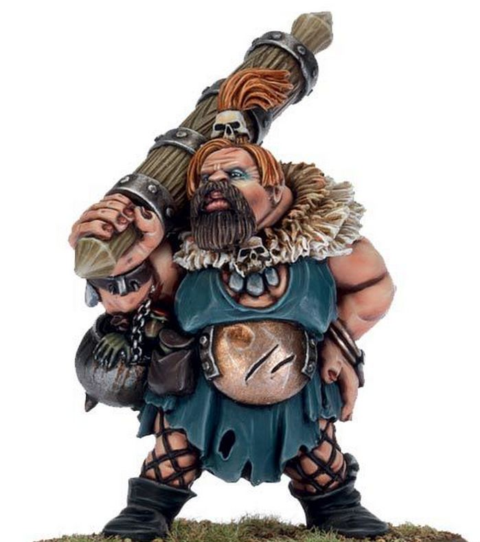 Citadel Games Workshop Female Ogre
