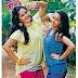 Bhagya Gurusinghe and Nishadi Gurusinghe Magazine Cover