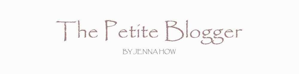 The Petite Blogger