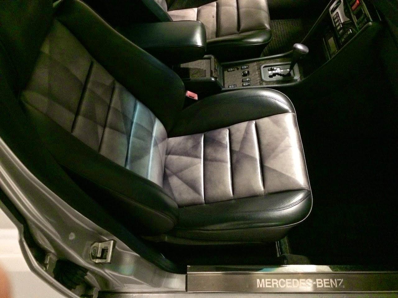 e500 limited interior
