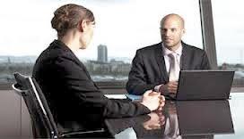 entrevista de emprego intimidante