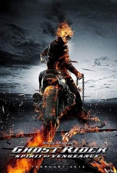 Ghost Rider - Ghost Rider - Movies - Marvelcom