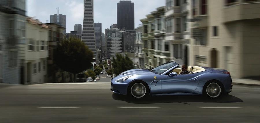 フェラーリ・カリフォルニアの次期モデル?「149Mプロジェクト」の公開を予告
