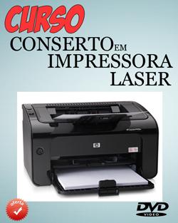 Curso Conserto em Impressora a Laser
