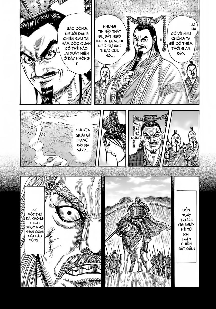 Kingdom - Vương Giả Thiên Hạ Chapter 322 page 4 - IZTruyenTranh.com