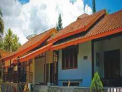 Hotel Kolam Renang di Puncak - Ever Green Village