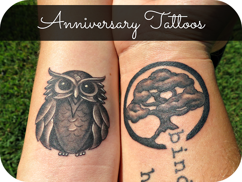 Anniversary Tattoos title=