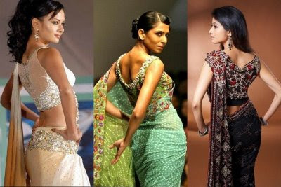 New Stylish Fashion brought up various famous designer blouses which