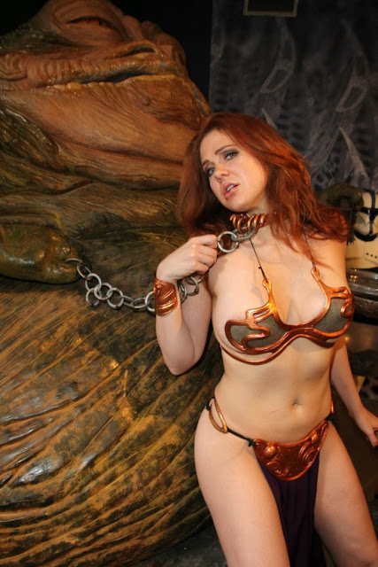 cosplay princess leia