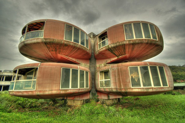 Ultra cool fun most amazing buildings in the world for Most amazing houses