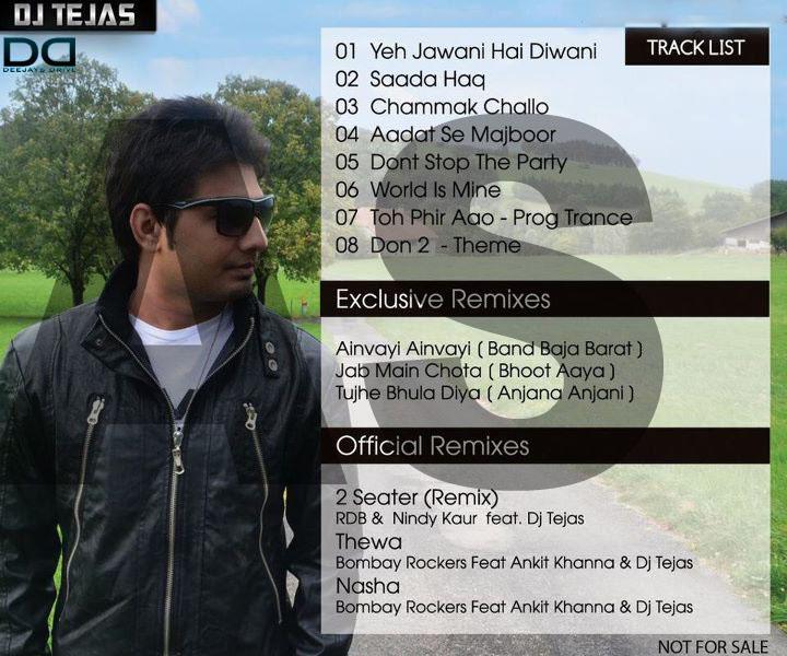 Velocity Extensive - Dj Tejas Hindi Remix Mp3 Download