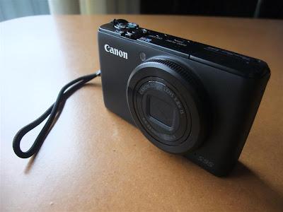 Canon S95, CHDK, DSLR, RAW image, sensor size