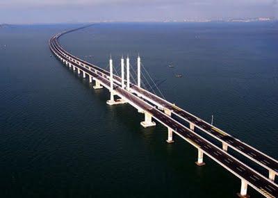 สะพานเมืองจีน