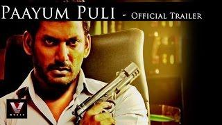 Paayum Puli – Official Trailer   Suseenthiran   Vishal, Kajal Aggarwal   D Imman   Suseenthiran