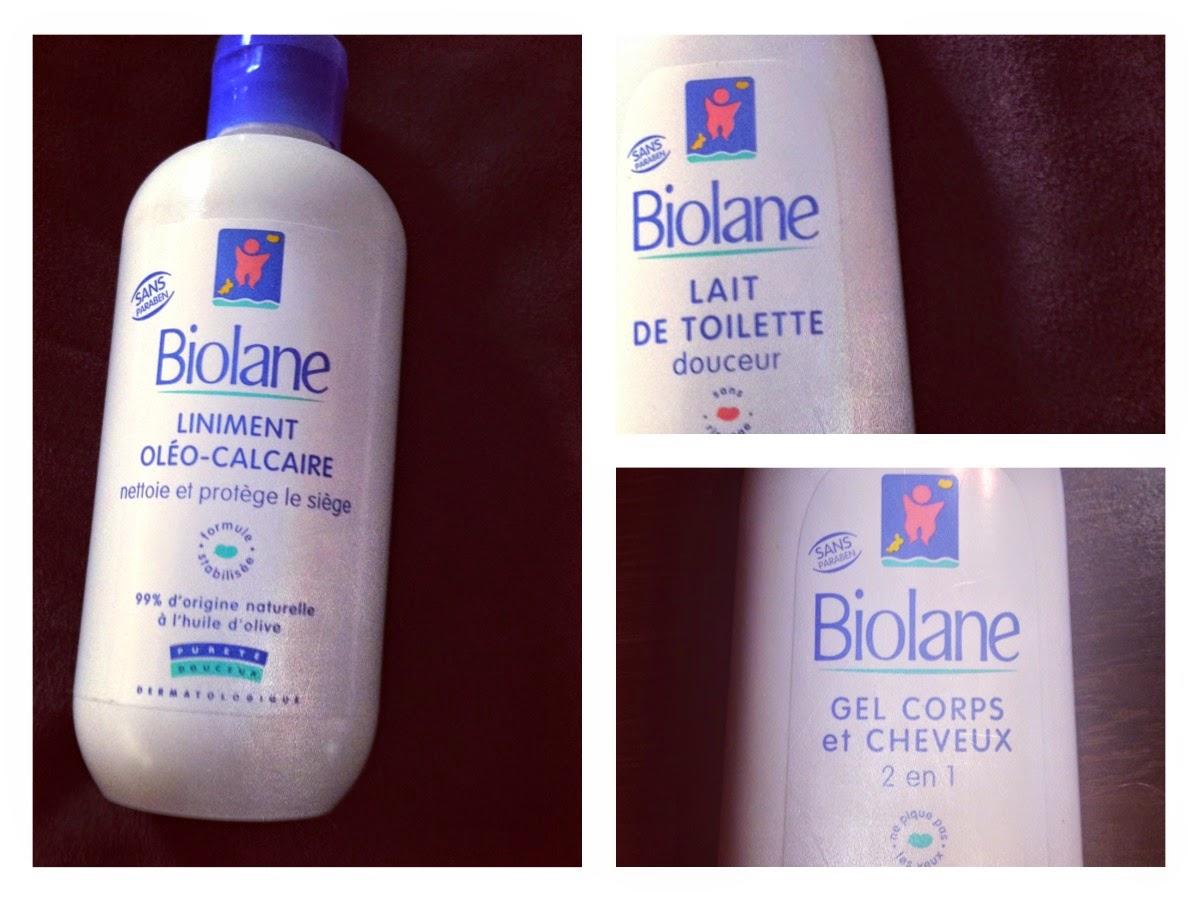 liniment, gel douche et cheveux, lait nettoyant