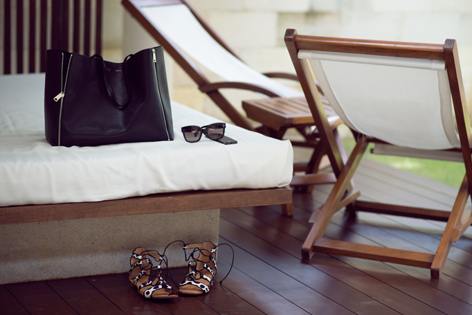 The Luxe Nomade Gusset Celine Cosmo Paris