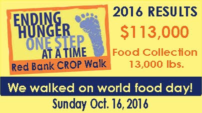Walk Results for 36th Walk