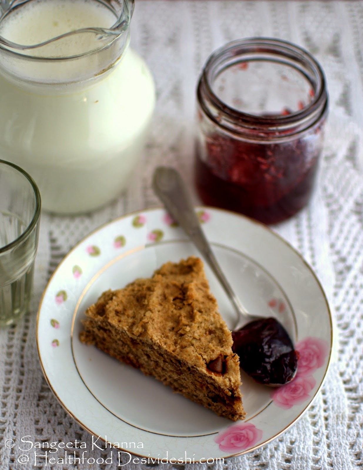 101 gluten free breakfasts | buckwheat banana scones (egg-less) with cinnamon chocolate chips