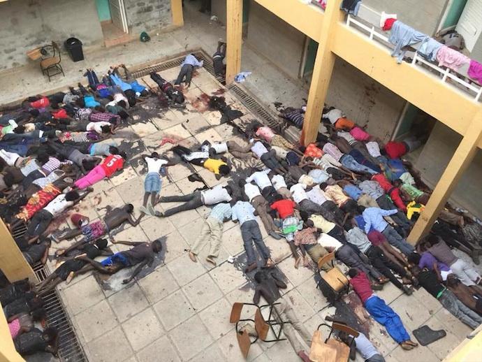 MISA U ZAGREBU ZA UBIJENE STUDENTE U KENIJI