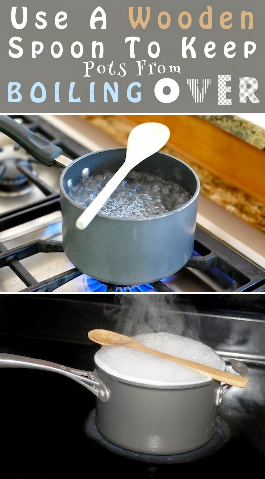 Best Way to Keep Your Pot From Boiling Over